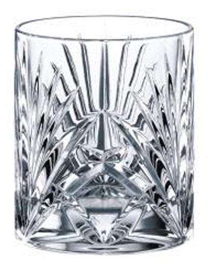 krystalglas Palais Krystalglas Whisky 240 ml (6 stk. Æske) Nachtmann krystalglas